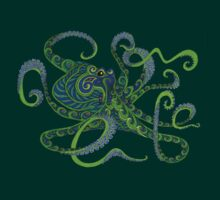 The Octopus T by PhilLewis