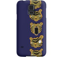 Tiger Buttons Samsung Galaxy Case/Skin