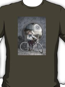 Boy on the Threshold T-Shirt