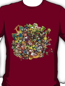mario's complete T-Shirt