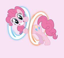 Portal Pony by Reywd