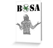 Joey Bosa Greeting Card
