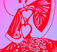 Queen of Hearts by Hiroko