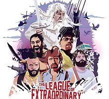 The League of Extraordinary Gentlemen -  by DemeterNorbi