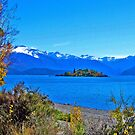 Lake Wanaka, Autumn Time by stevealder
