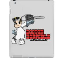 Dr. Horrible vs. The World iPad Case/Skin