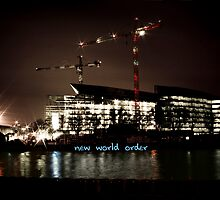 New World Order by samuelcain