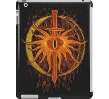 Sauron's Inquisition iPad Case/Skin