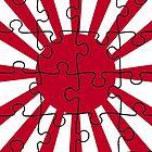 Rising Sun puzzle by TswizzleEG