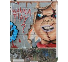 Street Art: global edition # 57 iPad Case/Skin