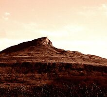 Roseberry Topping by Verity Barnes