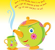 Little Teapot by Lyuda