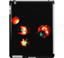 Lanterns in Lyon iPad Case/Skin