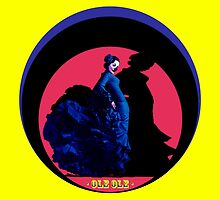 Serie 3/4. Nº 24 Flamenco OLE OLE by ayay