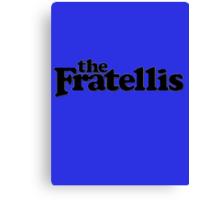 The Fratellis Canvas Print