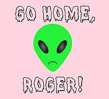 Go Home, Roger! by msdeetz