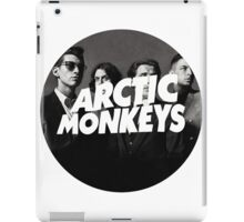 Arctic Monkeys Circle iPad Case/Skin