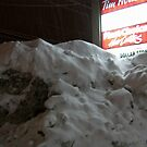 Snow Bank Of Doom by Glenn Esau
