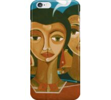 """Study for """"love is like a bird"""" iPhone Case/Skin"""