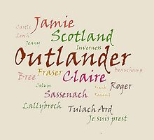 Outlander Words by lchalf7