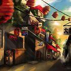 Alley by Jason Layman