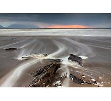 SeaLines Photographic Print