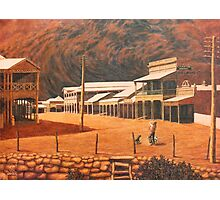 Ravenswood Dust Storm Photographic Print