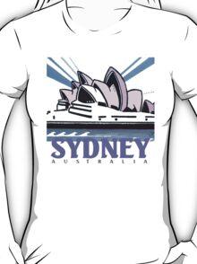 Opera House Sydney T-Shirt T-Shirt