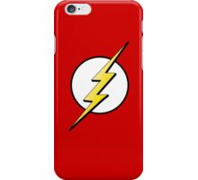 The Flash Logo iPhone Case/Skin