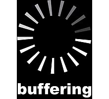 Buffering Photographic Print