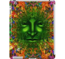 PAGAN GREEN MAN iPad Case/Skin