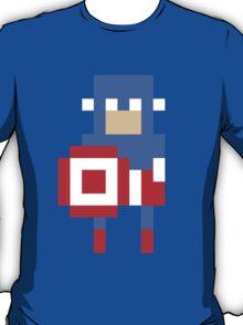 8-Bit Cap T-Shirt