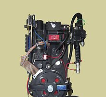 Proton Pack by BatsuX