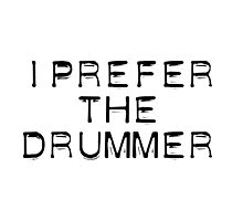 I prefer the drummer by ollysdirection