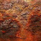 Red Rust #2 by Syman  Kaye