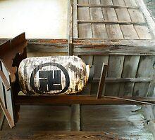 Nazi Hanging Paper Lantern by taztravels