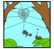 Spider Love by Hagen