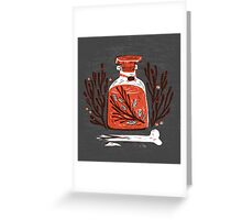 Jar Greeting Card