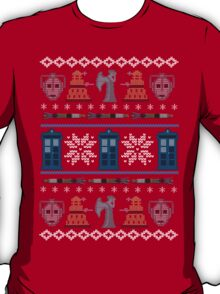 Home for the Who-lidays T-Shirt
