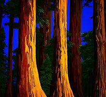Giant Sequoia by Scott Meyer