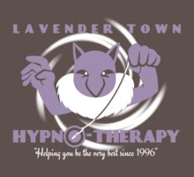 Lavender Town Hypno-Therapy 2.0 by merimeaux