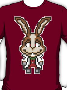 Peppy Hare - Star Fox Team Mini Pixel T-Shirt