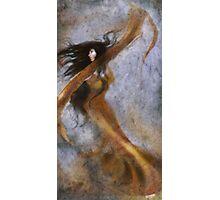Winter's Dance Photographic Print