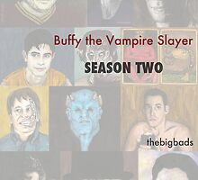 BtVS - Season Two by Brooke Donlan