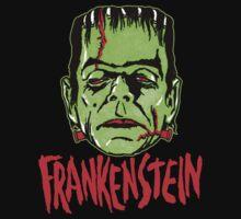 Mani-Yaks Frankenstein by trashheapkult