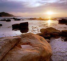 Coalcliff Sunrise by ChrisRoss