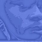 blue army man by Venom22