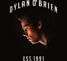 Dylan O'Brien  by earthrunner