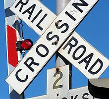 RR Crossing by kylehess10
