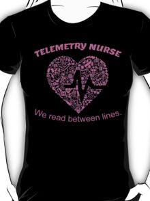 TELEMETRY NURSE T-Shirt